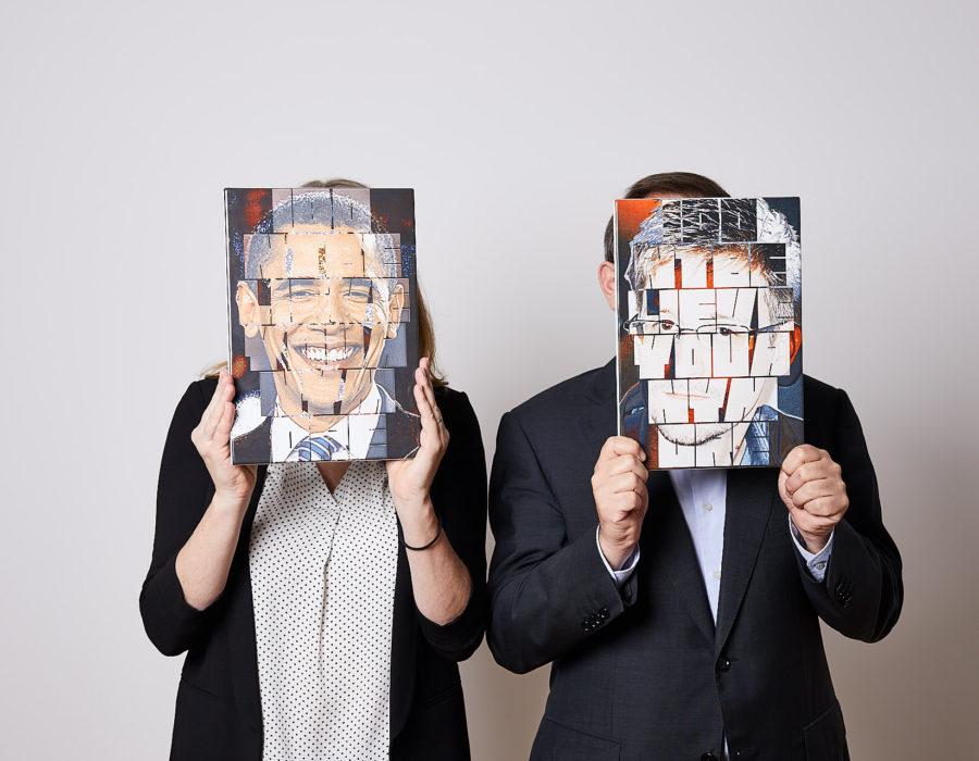 Obama-Snowden Trummer und Reinthaler